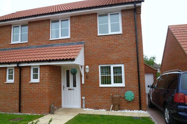 Thumbnail Property to rent in Garden Court, Fakenham