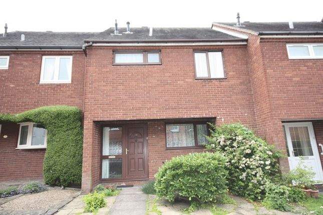 Thumbnail Property to rent in George Lane, Lichfield