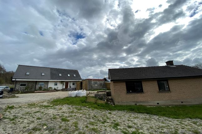 Thumbnail Detached bungalow for sale in Capel-Betws Lleucu, Llwynygroes, Tregaron