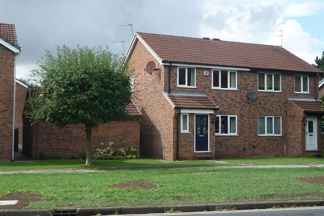 Thumbnail Semi-detached house for sale in Hamilton Drive East, York