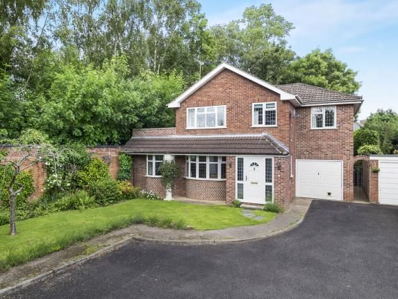 Thumbnail Detached house for sale in Brielen Road, Radcliffe-On-Trent, Nottingham, Nottinghamshire