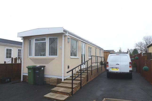 Thumbnail Mobile/park home for sale in Shamblehurst Lane South, Hedge End, Southampton