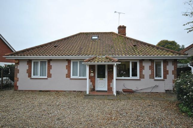 Thumbnail Property for sale in Pinewood Close, Hellesdon, Norwich
