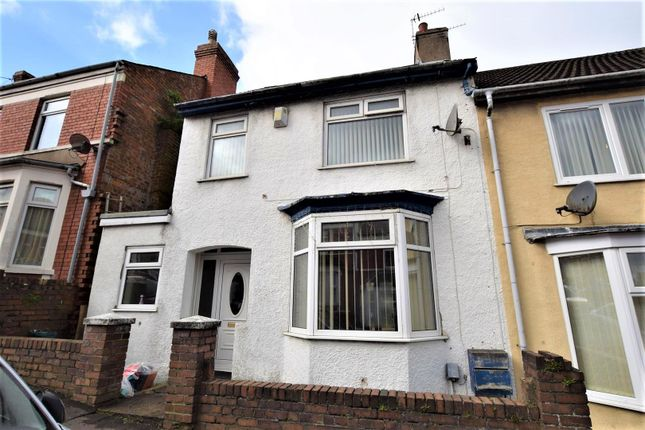 Thumbnail End terrace house for sale in Tydfil Street, Barry
