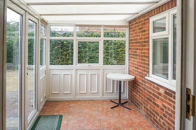 Thumbnail Detached bungalow for sale in Rudham Stile Lane, Fakenham