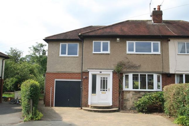5 bed semi-detached house to rent in Moorfield Avenue, Menston LS29