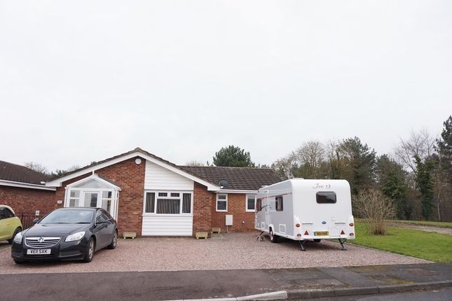 Thumbnail Detached bungalow for sale in Golden Vale, Churchdown, Gloucester