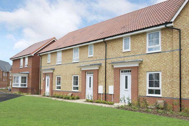 """Thumbnail Terraced house for sale in """"Finchley"""" at Wetherby Road, Boroughbridge, York"""