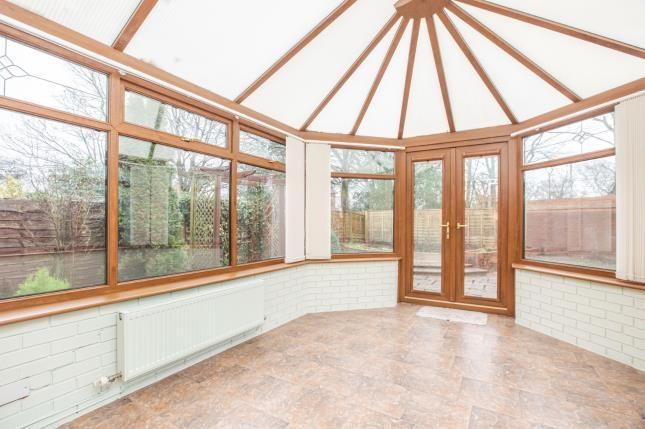 Conservatory of Wardle Court, Whittle-Le-Woods, Chorley, Lancashire PR6