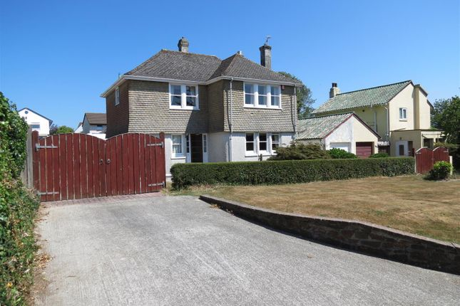 Thumbnail Detached house for sale in Beach Road, Carlyon Bay, St. Austell