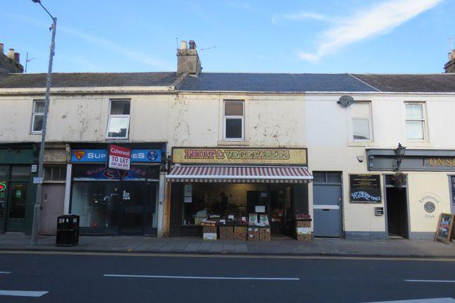 Thumbnail Flat for sale in Portland Street, Troon