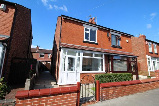 Thumbnail Terraced house to rent in Shaftesbury Road, Stockport