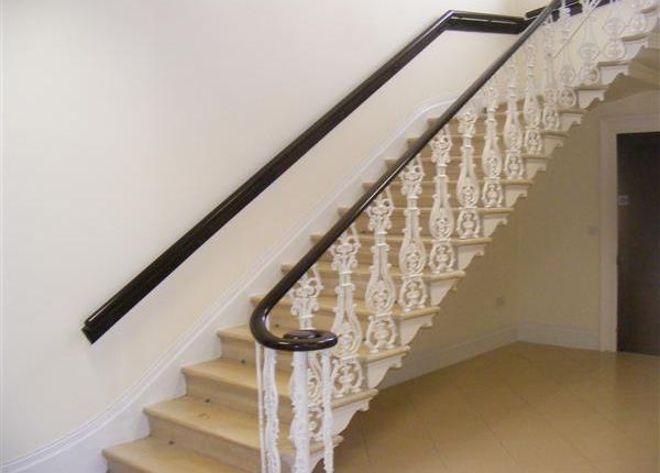 Staircase of Offices At Avallenau House, Merlins Bridge, Haverfordwest SA61