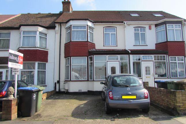 Thumbnail Terraced house for sale in Braemar Avenue, Wembley