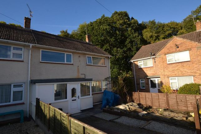 Thumbnail Semi-detached house for sale in Greenway, Bishops Lydeard, Taunton, Somerset