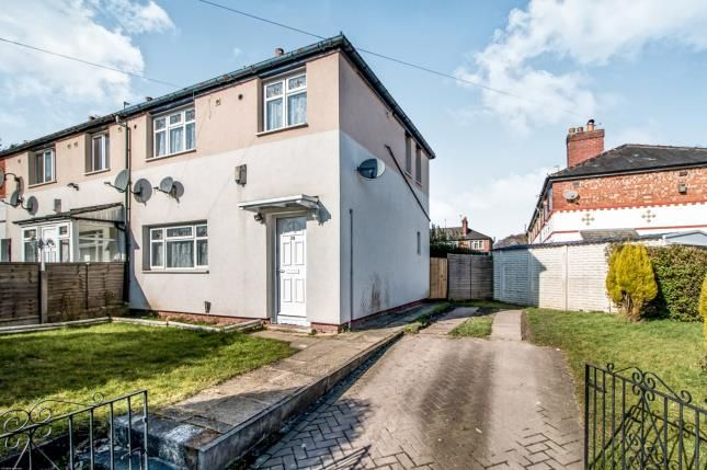 Thumbnail Semi-detached house for sale in Rudheath Avenue, Manchester, Greater Manchester, Uk