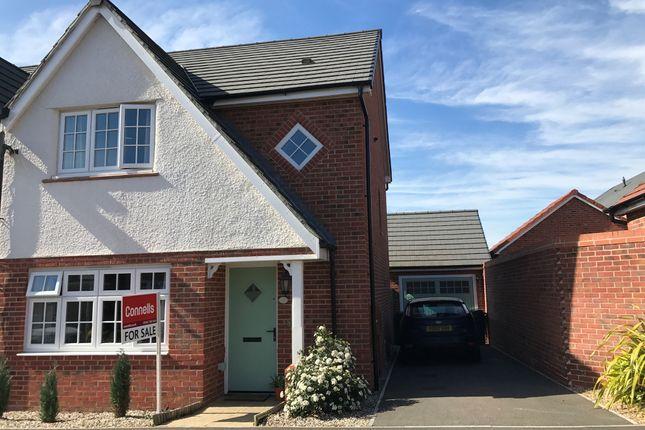 Thumbnail Semi-detached house for sale in Gardeners View, Hardingstone, Northampton