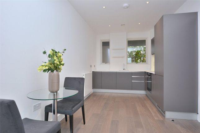 Kitchen of Canon House, 10-11 Bruckner Street, Maida Hill, London W10