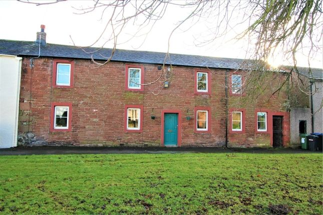 Thumbnail End terrace house for sale in Wallace House, Blennerhasset, Wigton, Cumbria