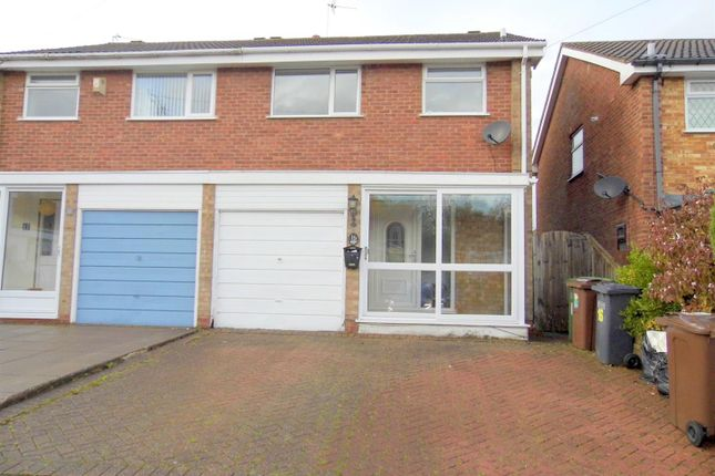 Semi-detached house in  Harnall Close  Shirley  Solihull  Birmingham