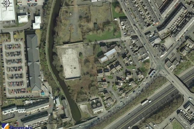 Thumbnail Land for sale in Clayton Triangle, Whalley Road, Clayton-Le -Moors