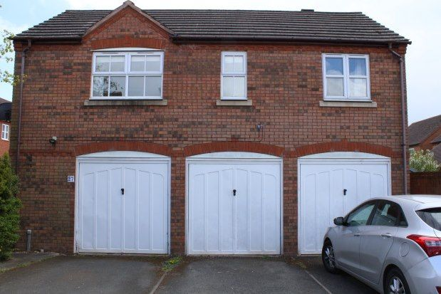 1 bed maisonette to rent in St. Laurence Way, Alcester B50