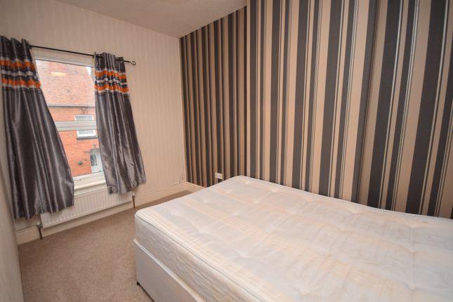 Bedroom One of Worthington Street, Whitchurch SY13
