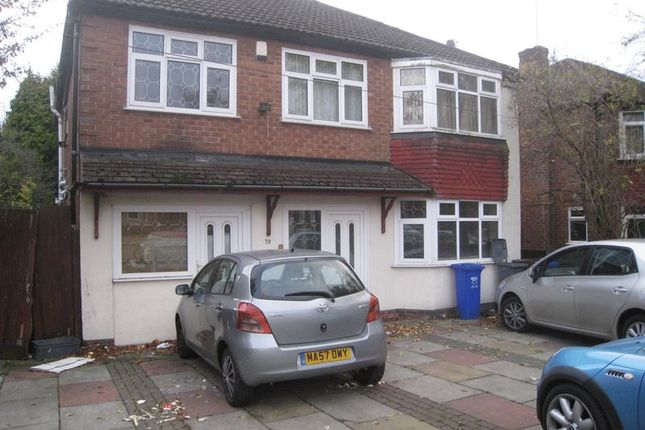 Thumbnail Detached house for sale in Wilbraham Road, Fallowfield, Manchester