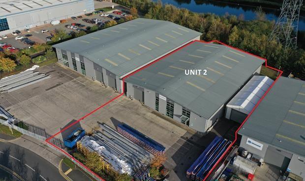 Thumbnail Light industrial to let in Deeside Point, Tenth Avenue, Deeside Industrial Park, Deeside, Flintshire
