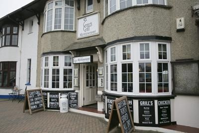 Restaurant/cafe for sale in Griffs Grill & Restaurant, 36 St. Pirans Road, Perranporth, Cornwall