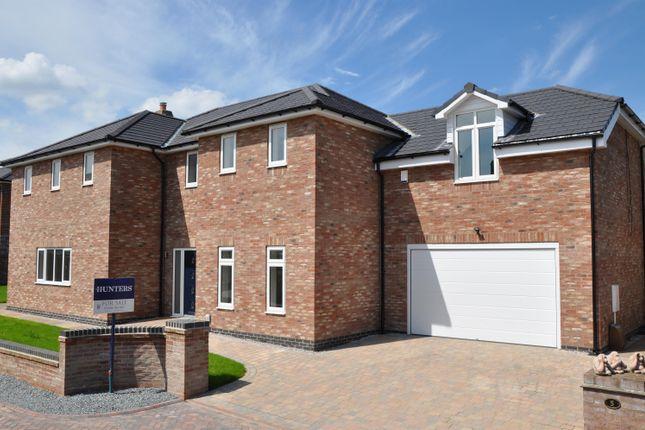 Thumbnail Detached house for sale in Merchants Drive, Cottingham