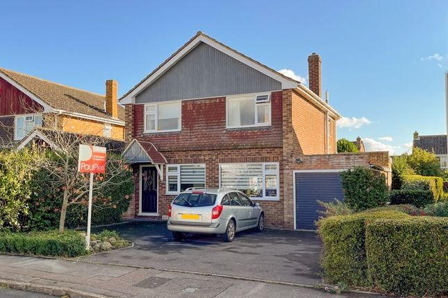 Thumbnail Detached house for sale in Elm Road, Wantage