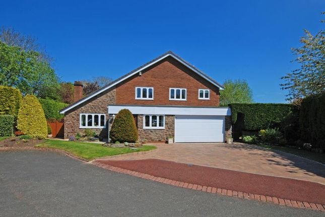 Thumbnail Detached house for sale in The Oaks, Hexham