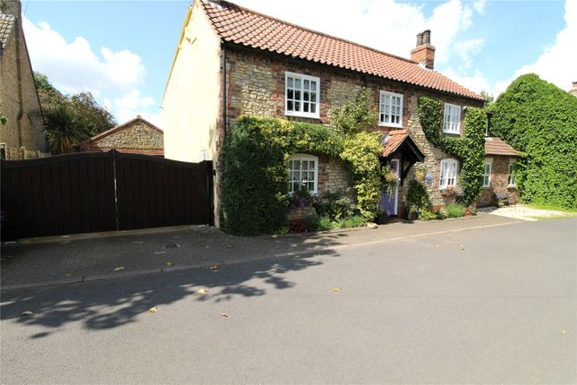 Thumbnail Detached house for sale in Western Green, Winteringham, North Lincolnshire