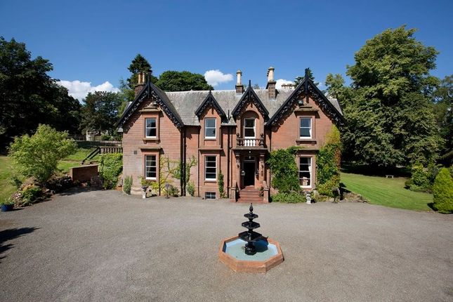 Thumbnail Detached house for sale in Beattock, Moffat