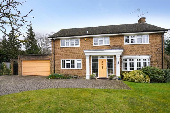 Thumbnail Detached house for sale in Millhedge Close, Cobham, Surrey