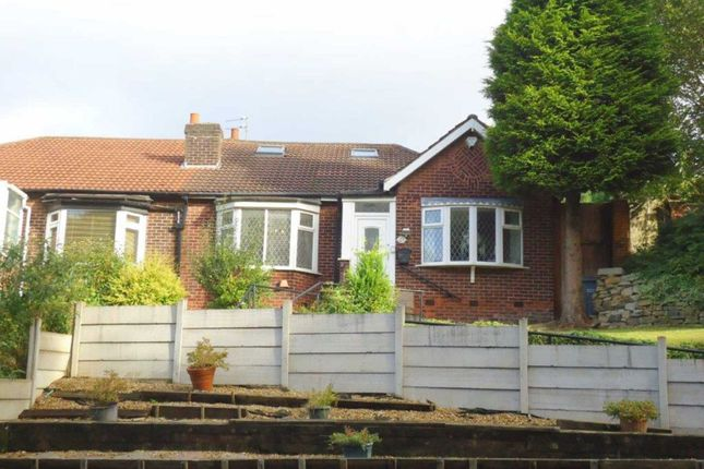 Thumbnail Bungalow for sale in Charlestown Road, Blackley, Manchester