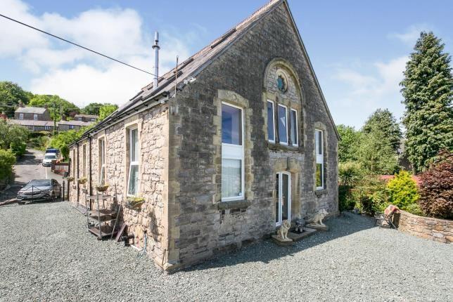 Thumbnail Detached house for sale in Methodist Hill, Froncysyllte, Llangollen, Wrecsam