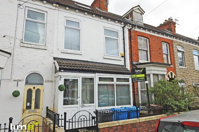Thumbnail Room to rent in De La Pole Avenue, Hull, East Yorkshire