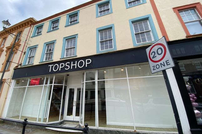 Thumbnail Retail premises for sale in Lowther Street, Whitehaven