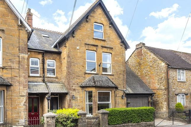 4 bed semi-detached house for sale in Station Road, Ilminster TA19