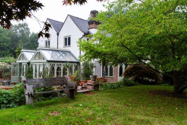 Detached house for sale in Wallage Lane, Rowfant, Crawley Down