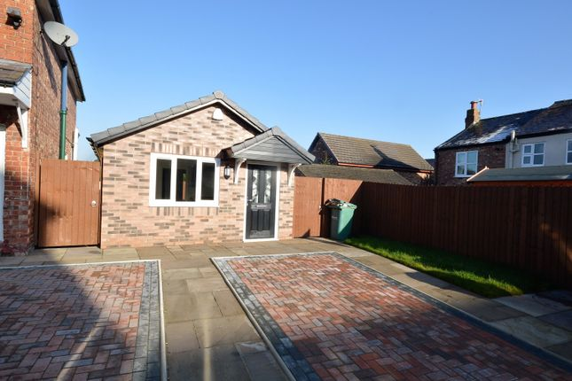 Thumbnail Semi-detached bungalow for sale in Daisy Bank Road, Lymm