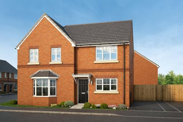 "2 bed property for sale in ""The Haxby At St William's Place "" at Station Road, Birkenhead"