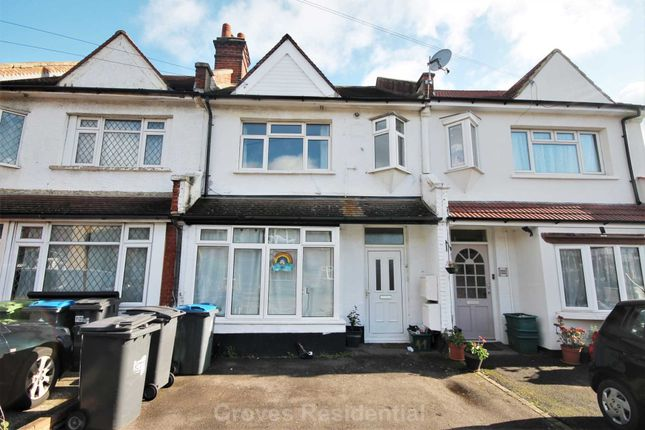 Thumbnail Flat to rent in Elm Road, New Malden