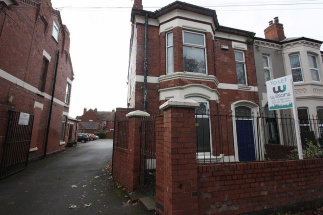 Thumbnail Semi-detached house to rent in Binley Business Park, Harry Weston Road, Binley, Coventry