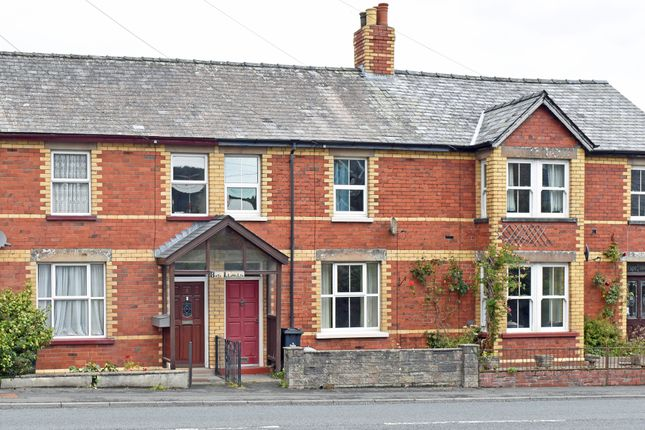 Thumbnail Terraced house for sale in Cilmery, Builth Wells
