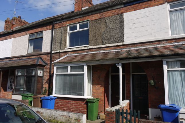 Thumbnail Terraced house to rent in Exeter Street, Cottingham