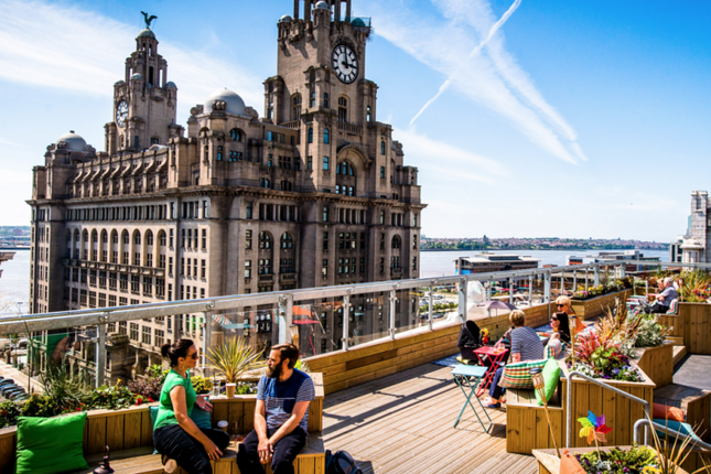 Thumbnail Flat for sale in West Africa House Apartments, Water Street, Liverpool