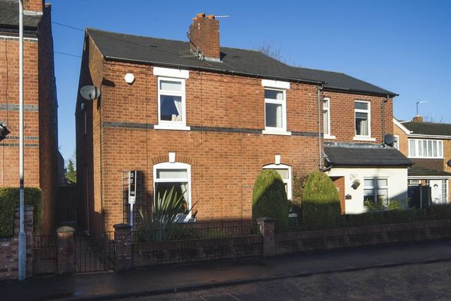 Thumbnail Semi-detached house for sale in Limes Road, Tettenhall, Wolverhampton